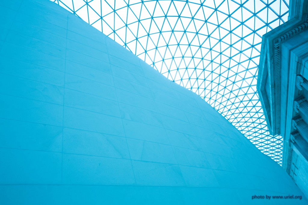 British Museum Wall and Ceiling Geometry