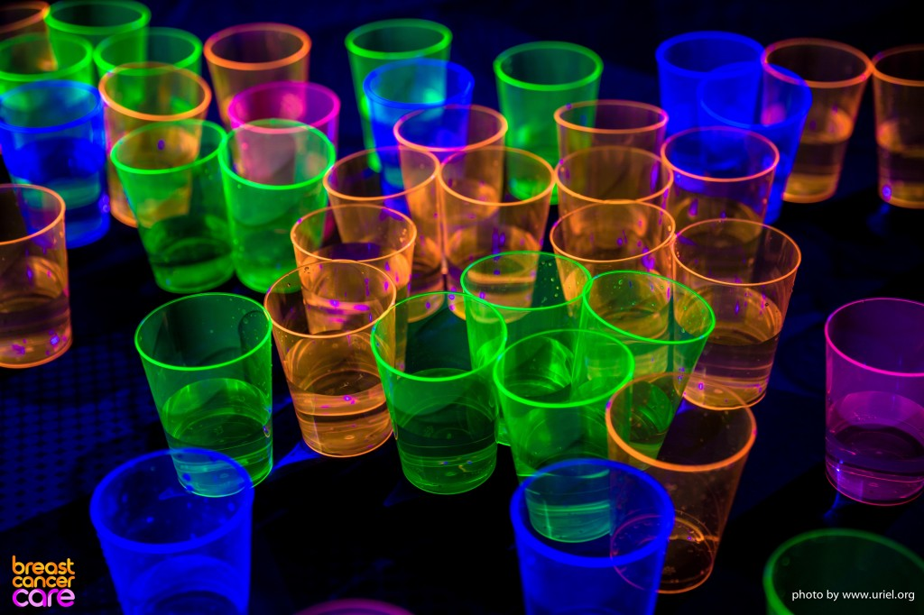 Electric Run color glasses