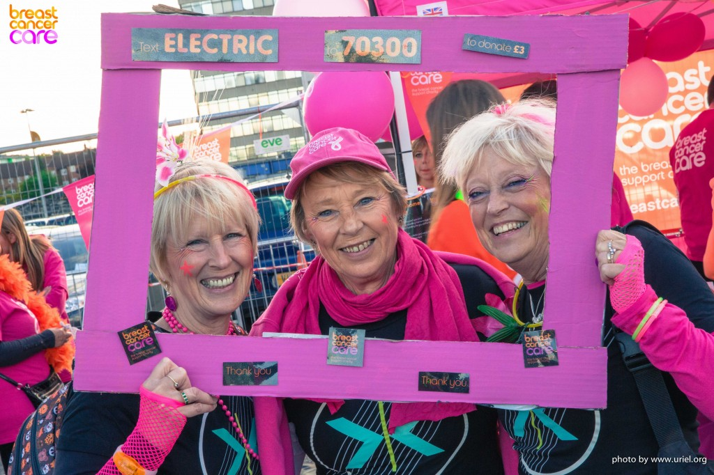 Electric Run women power frame
